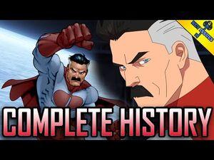 Omni-Man (Nolan Grayson) Comic History Explained - Invincible