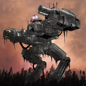 Ranger-Class Mech (Corporation, The Dragon Awoken)