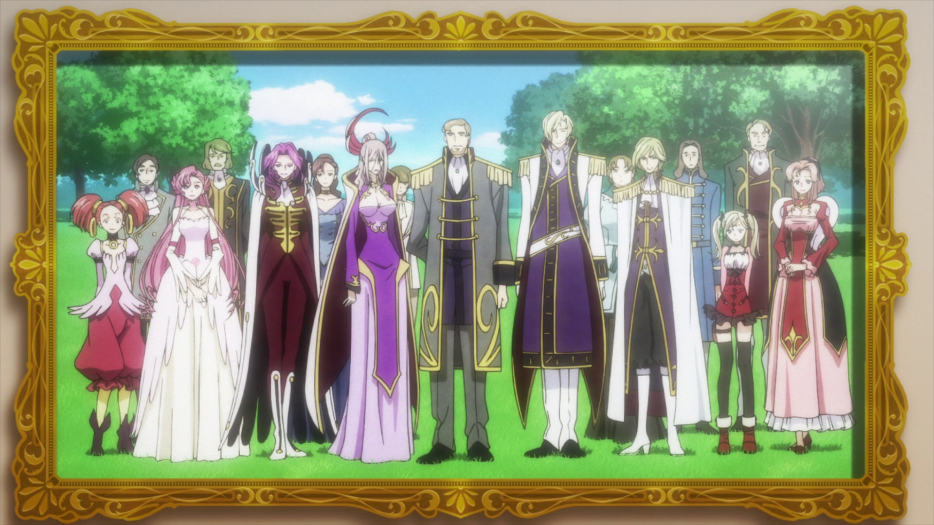 Britannian Imperial Family