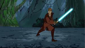 Skywalker angered
