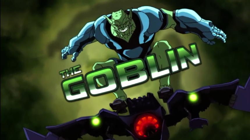 The Goblin (2010 Marvel Animated Universe)