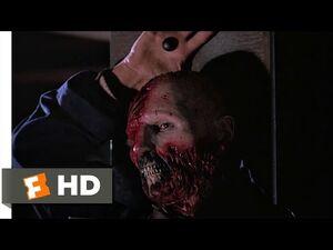 Darkman (10-11) Movie CLIP - Darkman Battles Strack (1990) HD