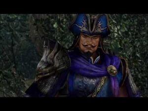 Dynasty Warriors 8; Empires, Zhang Liao, All Cutscenes