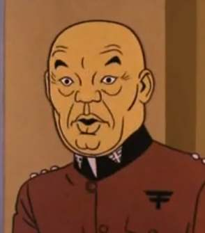 General Fong (Jonny Quest)