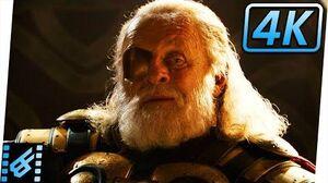 Loki as Odin Ending Scene Thor The Dark World (2013) Movie Clip