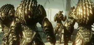 Queen, Armored Kantus