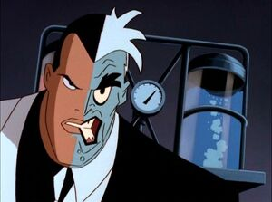 Two-Face (DC Animated Universe) 18