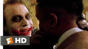 Why So Serious? - The Dark Knight (2 9) Movie CLIP (2008) HD