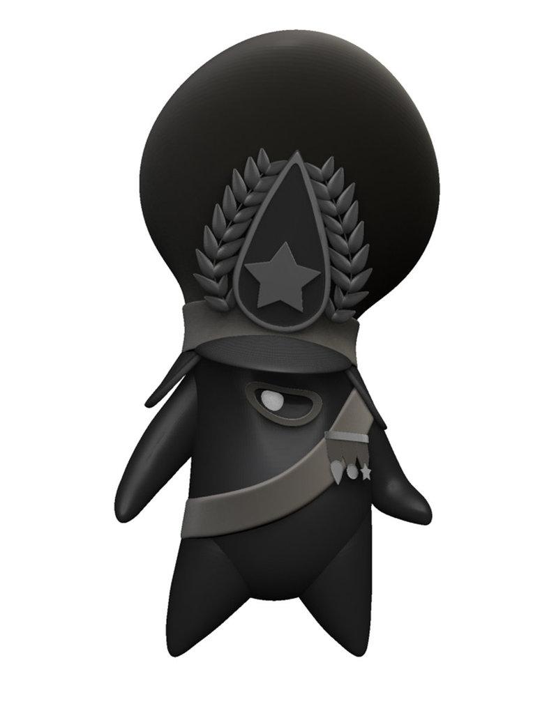 Comrade Black