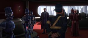Chancellor Palpatine investigation