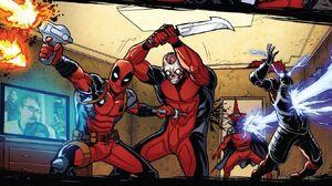 Ultimate Deadpool death