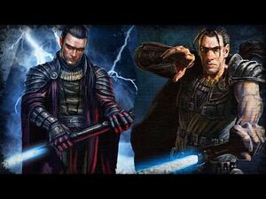 Why the Sith Lord who Invented the Double-Bladed lightsaber puts Modern Sith to SHAME