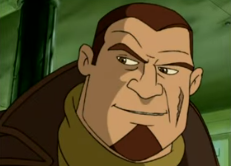 Andre (Kong: The Animated Series)