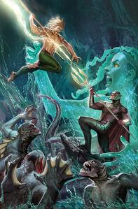 Aquaman Vol 8 59 Textless