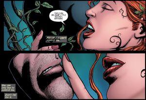 Detective Comics -14 panel ivy batman