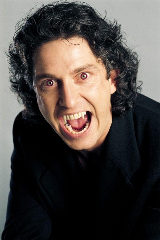 Count Dracula (Wes Craven)