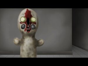 Exploring the SCP Foundation- SCP-173 - The Sculpture