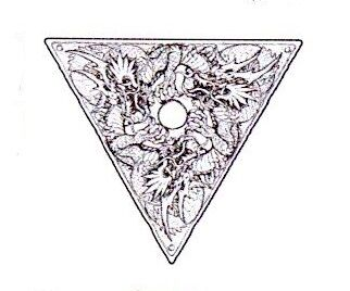 front symbol
