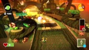 LittleBigPlanet Karting Story Walkthrough - The Firepede - Part 15 HD No Commentary