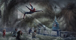 Spider-Man Far From Home concept art 20