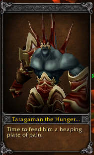 Taragaman the Hungerer