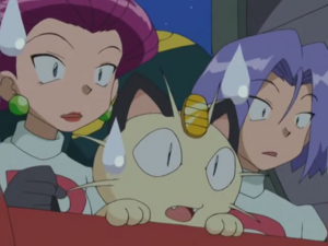 Team Rocket is now a problem