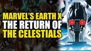 The Return of The Celestials! (Earth X Vol 5)