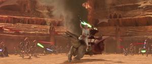 Anakin Skywalker creature