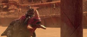 Anakin rides reek