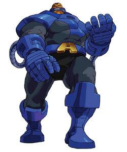 Apocalypse X-Men vs. Street Fighter