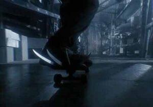 Freddy's Skateboard