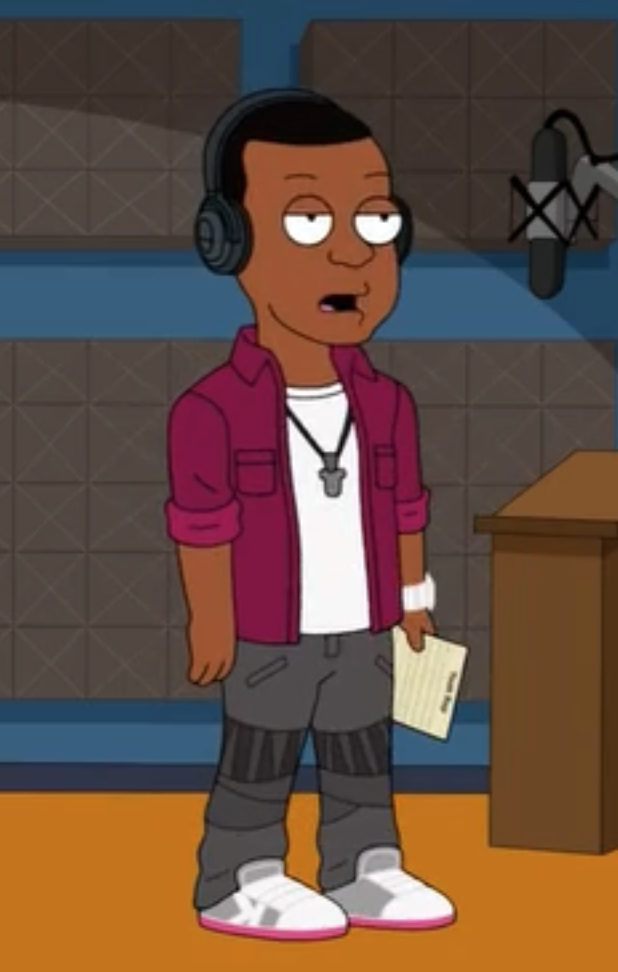 Kenny West (The Cleveland Show)