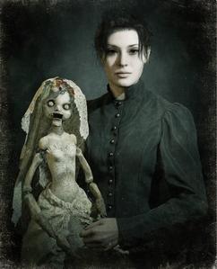 RE8 Donna Beneviento Angie Portrait