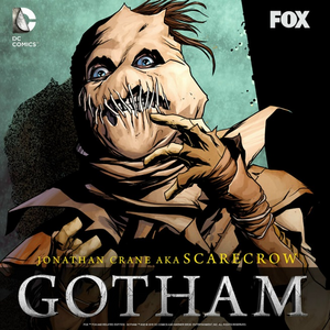 Scarecrow promotional artwork season 1