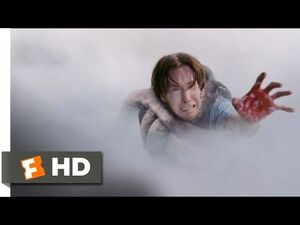 The Mist (2-9) Movie CLIP - Tentacle Attack (2007) HD