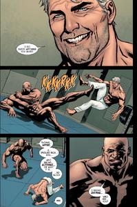 Bane and Thomas Wayne (Flashpoint) 2