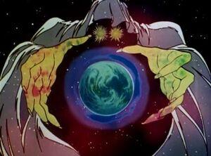 Cosmic Wiseman