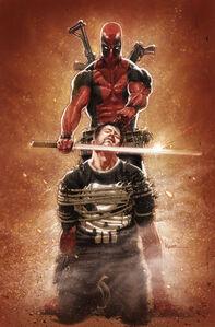 Deadpool Kills the Marvel Universe Vol 1 4 Textless