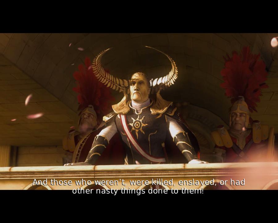 Emperor Solarius
