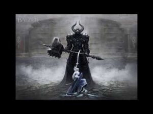 Exploring Middle-Earth- Morgoth