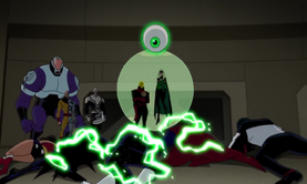 Fatal Five overwhelms