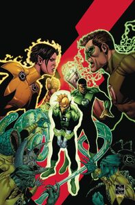 Hal Jordan and the Green Lantern Corps Vol 1 24 Textless