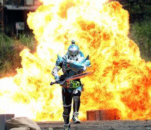 Kamen Rider Brave 3