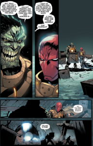Killer Croc and Red Hood 3