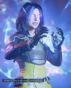 Monica Powers United VR