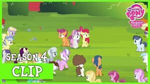 The Crusader's Popularity (Twilight Time) MLP FiM HD