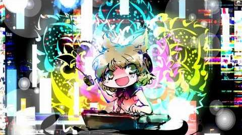 "Touhou Music Arrangement ""Dance Sign ~ Rave In The Divine Spirit Mausoleum"""