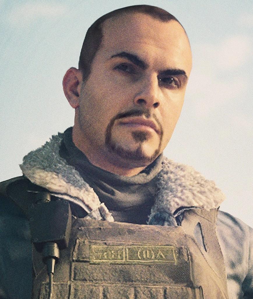 Victor Zakhaev (Reboot)