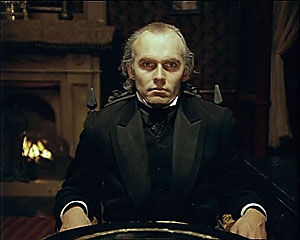 Viktor Yevgrafov as Moriarty