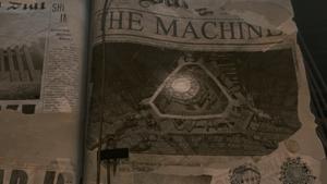 Fabrication Machine in paper